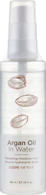 "Маска для обличчя ""Олія арганії"" - The Face Shop Argan Oil In Water Radiating Moisture Mist — фото N1"