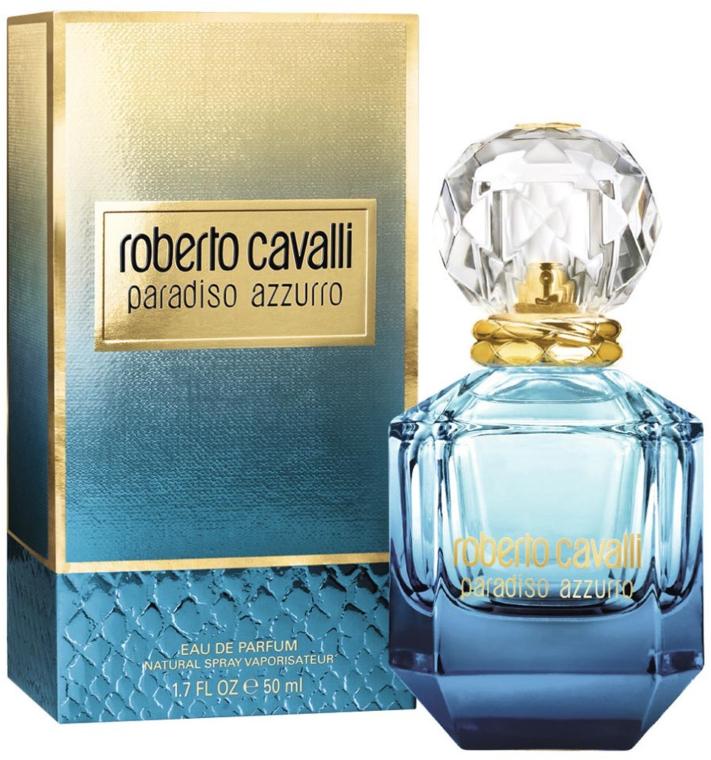 Roberto Cavalli Paradiso Azzurro - Парфюмированная вода (пробник)