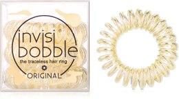 Духи, Парфюмерия, косметика Резинка для волос - Invisibobble Original You`re Golden