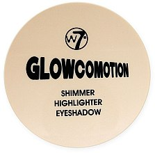 Духи, Парфюмерия, косметика Хайлайтер-шиммер - W7 Glowcovotion Shimmer Highlighter Eyeshadow
