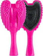 Духи, Парфюмерия, косметика Расческа-ангел, розовый + серый - Tangle Angel Essentials Detangling Brush