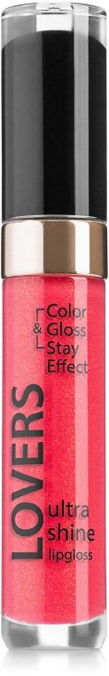Блеск для губ - Eveline Cosmetics Lovers Ultra Shine