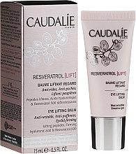 Парфумерія, косметика Бальзам-крем для контуру очей - Caudalie Resveratrol Lift Eye Lifting Balm
