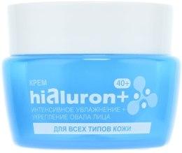 Духи, Парфюмерия, косметика Крем интенсивное увлажнение и укрепление овала лица - BelKosmex Hialuron+ Cream