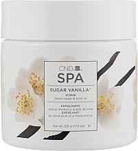 Духи, Парфюмерия, косметика Скраб для рук и ног - CND Spa Sugar Vanilla Scrub