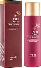 Духи, Парфюмерия, косметика Улиточная восстанавливающая эмульсия - Eyenlip Pure Snail Repair Emulsion