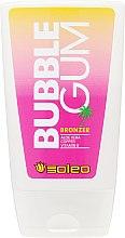 Духи, Парфюмерия, косметика Бронзирующий ускоритель загара - Soleo Hello Bubble Gum Bronzer