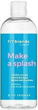 Духи, Парфюмерия, косметика Увлажняющая мицеллярная вода - AA Cosmetics Fit.Friends Hydro-Clean