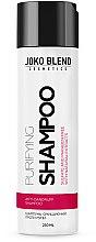 Парфумерія, косметика Безсульфатний шампунь проти лупи - Joko Blend Purifying Shampoo