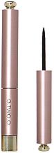 Жидкая подводка для глаз - O.TWO.O Waterproof Liquid Eyeliner A — фото N1