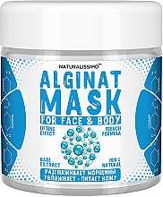 Духи, Парфюмерия, косметика Альгинатная маска базовая - Naturalissimoo Base Alginat Mask