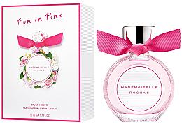 Духи, Парфюмерия, косметика Rochas Mademoiselle Rochas Fun in Pink - Туалетная вода