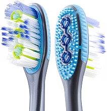 """Зубная щетка 360 """"Межзубная Чистка"""", голубая - Colgate — фото N5"""