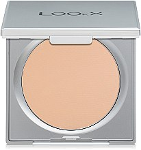 Духи, Парфюмерия, косметика Тональная основа компактная - LOOkX Compact Cream Foundation (тестер без коробки)