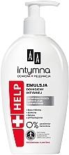 Духи, Парфюмерия, косметика Эмульсия для интимной гигиены - AA Intimate Help+ Emulsion