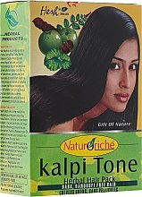 Духи, Парфюмерия, косметика Порошковая маска для темных волос - Hesh Kalpi Tone Powder