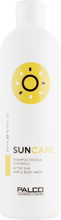 Шампунь солнцезащитный для волос и тела - Palco Professional Suncare Shampoo