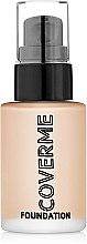 Духи, Парфюмерия, косметика Тональная основа - Make Up Me CoverMe Professional Liquid Foundation
