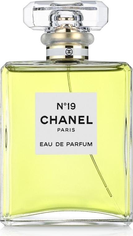 Chanel N19 - Парфюмированная вода (тестер с крышечкой)
