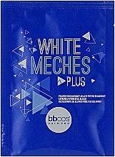 Духи, Парфюмерия, косметика Осветляющая пудра, пакет - BBcos White Meches Plus Bleaching Powder