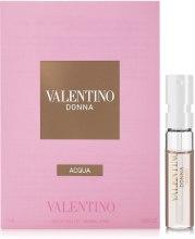Духи, Парфюмерия, косметика Valentino Donna Acqua - Туалетная вода (пробник)
