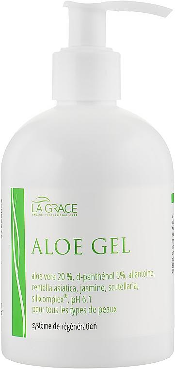 """Гель для лица """"Алоэ гель"""" - La Grace Aloe Gel"""