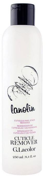 """Средство для удаления кутикулы """"Ланолин"""" - G. Lacolor Color Cuticle Remover Lanoline Enriched"""