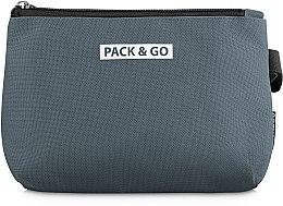Духи, Парфюмерия, косметика Термо-косметичка серая - Pack&Go Easy Bag