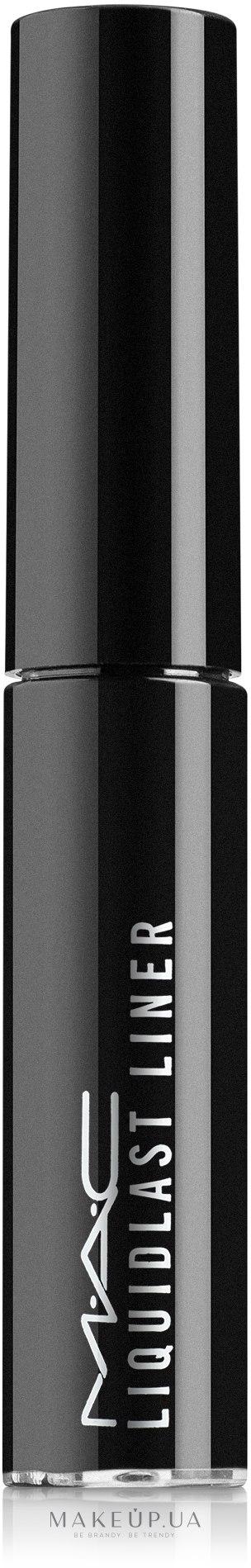 Жидкая подводка для глаз - M.A.C Liquid Last Liner ... - MAKEUP
