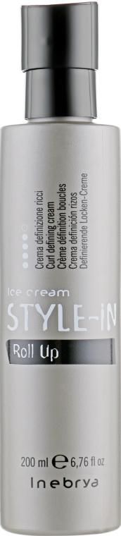 Крем для моделирования вьющихся волос - Inebrya Style-In Roll Up