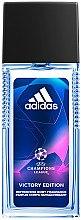 Духи, Парфюмерия, косметика Adidas UEFA Champions League Victory Edition - Дезодорант-спрей