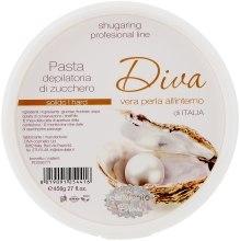 Парфумерія, косметика Жорстка цукрова паста для шугаринга - Diva Cosmetici Sugaring Professional Line Hard