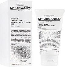 Духи, Парфюмерия, косметика Крем для рук с маслами - My.Organics My Healty Hands Cream