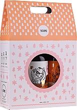 "Духи, Парфюмерия, косметика Набор ""Зимний пунш"" - Yope Winter Punch (balm/300ml + sh/gel/400ml + soap/500ml)"