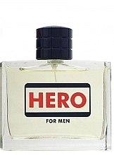 Духи, Парфюмерия, косметика Hero For Men - Туалетная вода (тестер с крышечкой)