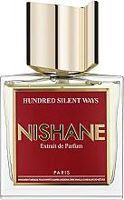 Духи, Парфюмерия, косметика Nishane Hundred Silent Ways - Духи (пробник)