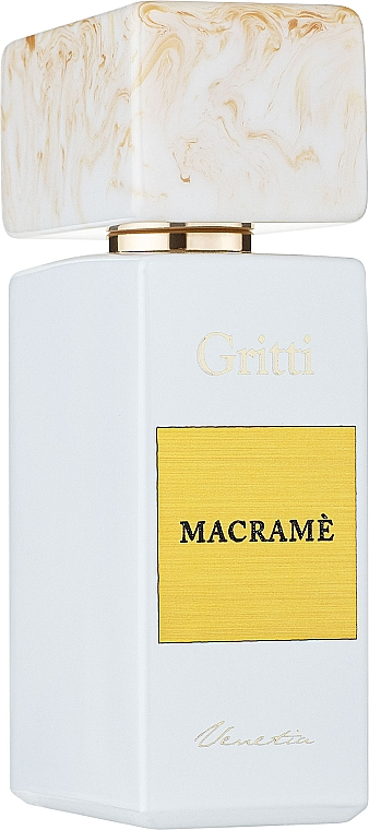 Dr. Gritti Macrame - Парфюмированная вода