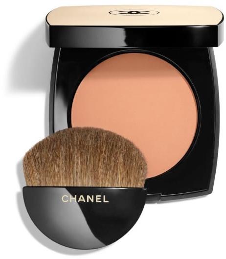 Пудра для лица с эффектом естественного сияния - Chanel Les Beiges Poudre Belle Mine Naturelle