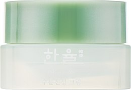Духи, Парфюмерия, косметика Успокаивающий и увлажняющий крем - Hanyul Pure Artemisia Watery Calming Cream (мини)