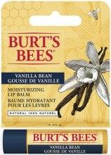 "Духи, Парфюмерия, косметика Увлажняющий бальзам для губ ""Ваниль"" - Burt's Bees Moisturizing Lip Balm Vanilla Bean"