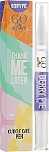 Духи, Парфюмерия, косметика Масло для кутикулы - GO Active Thank Me Later Berry Pie Cuticle Care Pen