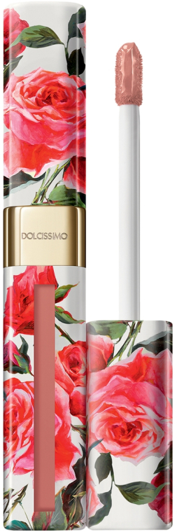 Жидкая помада для губ - Dolce&Gabbana Rouge a Levres Dolcissimo Liquid Lipcolor
