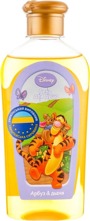 Гель для душа с ароматом арбуза и дыни - Disney Winnie the Pooh