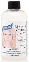 Духи, Парфюмерия, косметика Спрей-фиксатор макияжа - Graftobian Makeup Settin Spray (сменный блок)