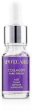 Духи, Парфюмерия, косметика Сыворотка для лица разглаживающая - APOT.CARE Pure Seurum Collagen
