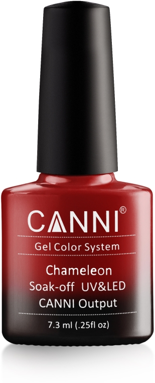 Термо гель-лак - Canni Gel Color System