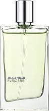 Духи, Парфюмерия, косметика Jil Sander Evergreen - Туалетная вода (тестер с крышечкой)