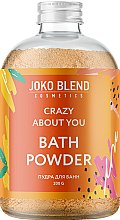 Духи, Парфюмерия, косметика Бурлящая пудра для ванны - Joko Blend Crazy About You
