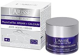 Духи, Парфюмерия, косметика Крем против морщин 75+ - Ava Laboratorium L'Arisse 5D Anti-Wrinkle Cream Stem PhytoCellTech Argan + Calcium