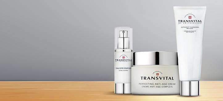 Скидка 40% на весь ассортимент Transvital. Цены на сайте указаны с учетом скидки